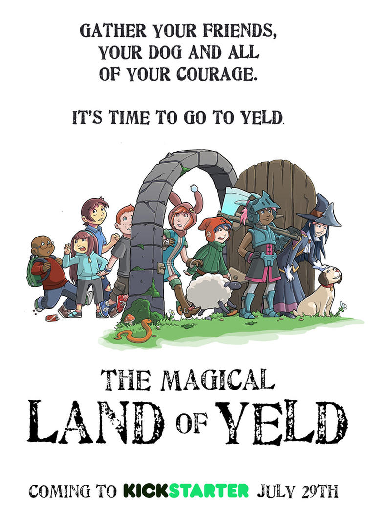Yeld Ad by JakeRichmond
