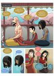 Asami loves Korra: Balance, part 1 by JakeRichmond