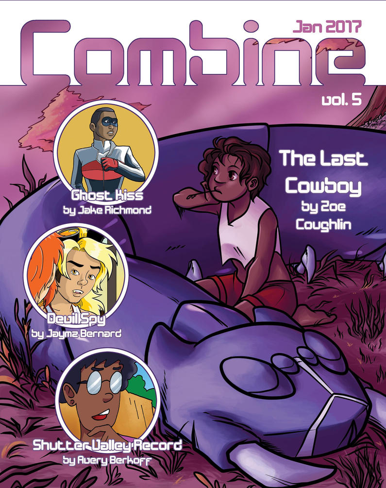 Combine 5 cover by JakeRichmond