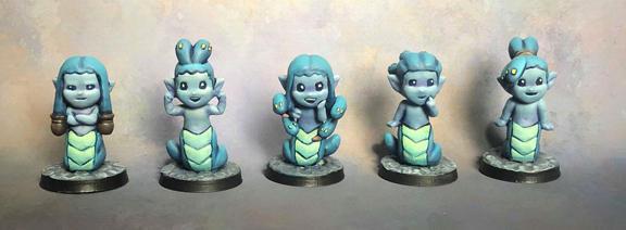 Medusa sisters