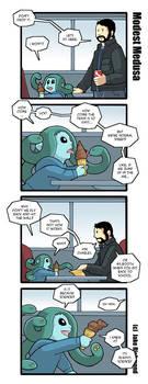 Modest Medusa 984