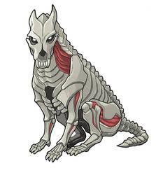 Skelamawolf