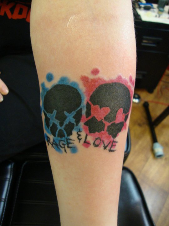 green day tattoo by vampsllneverhurtyou on deviantart
