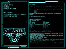 Notes on Atlantis 3