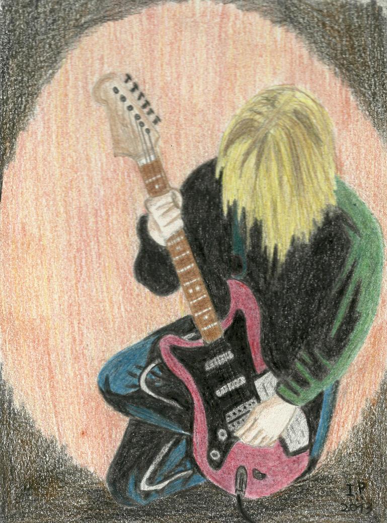 Kurt Cobain by Turock-X