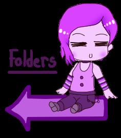 To Folders Arrow (Updated)