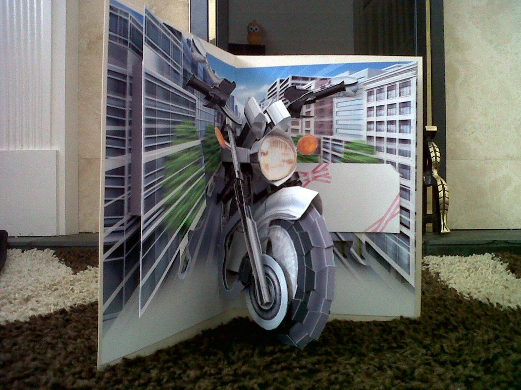 Motorbike Card Inside by Clarobell on DeviantArt – Motorbike Birthday Cards