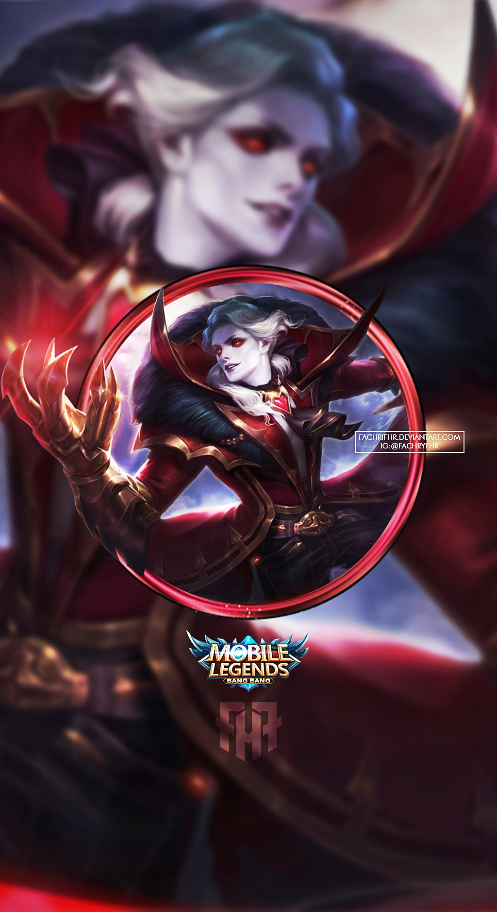 wallpaper phone alucard viscount by fachrifhr dc1jj5t