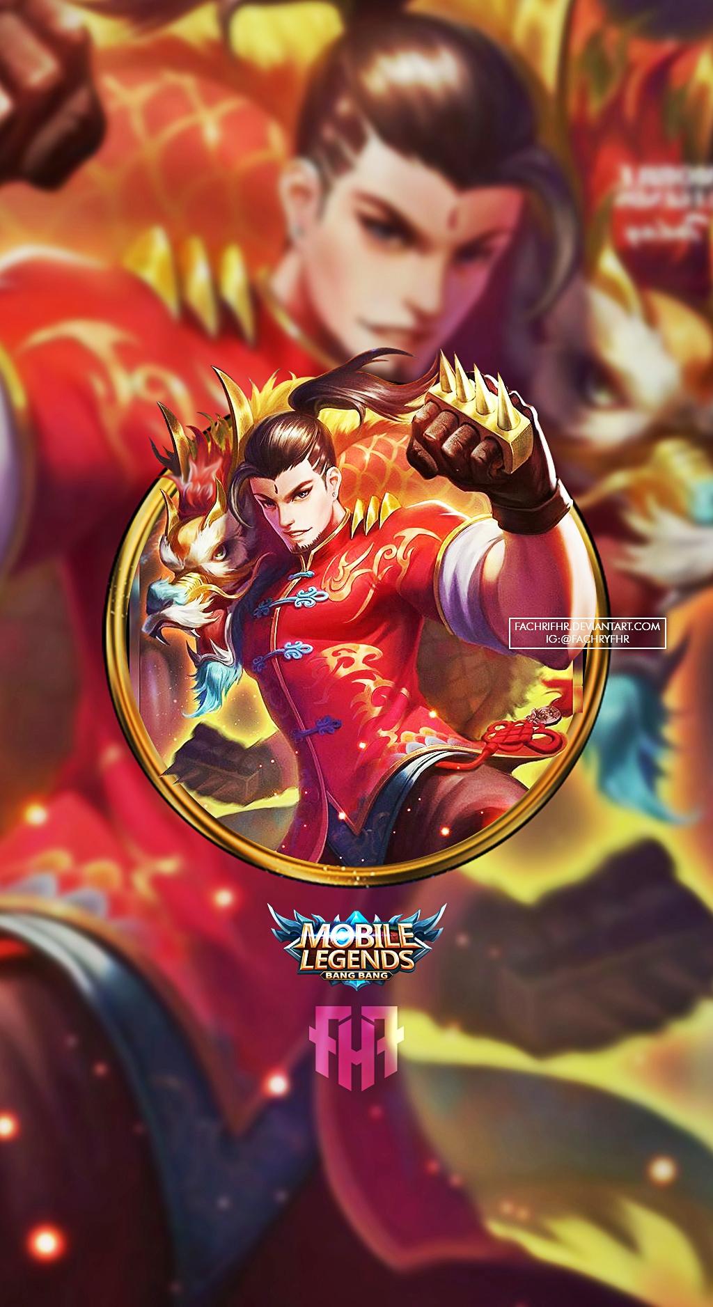 Wallpaper Phone Chou Dragon Boy by FachriFHR on DeviantArt