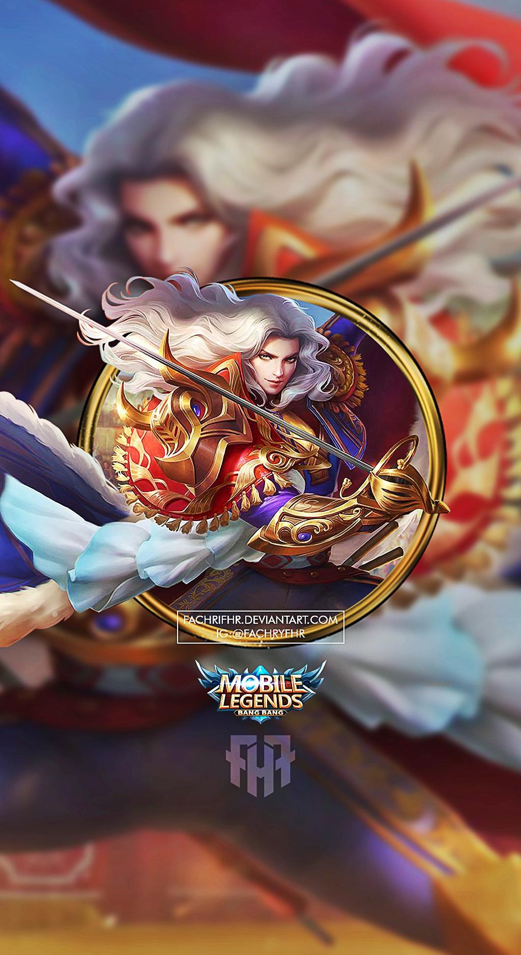 Wallpaper Phone Lancelot Royal Matador By FachriFHR On