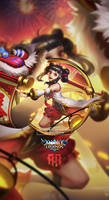 Masha Dragon Armor By Fachrifhr On Deviantart Dragon armor masha dragon tamer series new skin gameplay top global masha nops mobile legends. masha dragon armor by fachrifhr on