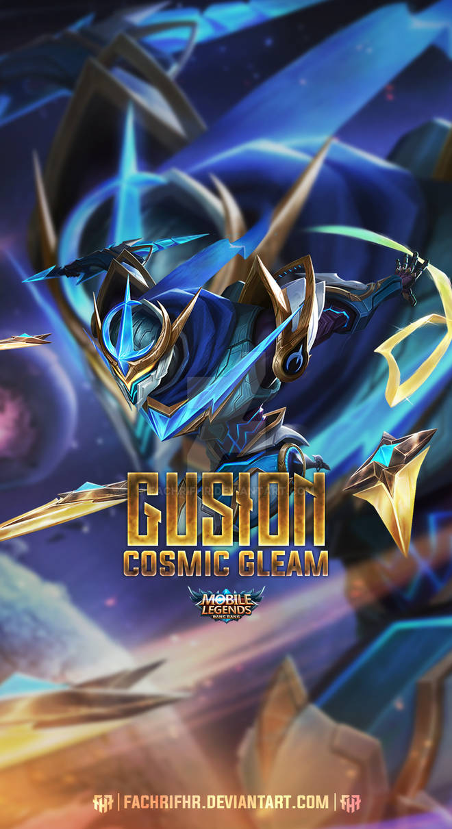 gusion cosmic gleam by fachrifhr ddyj59w