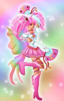 Pink Moon by dreamerswork