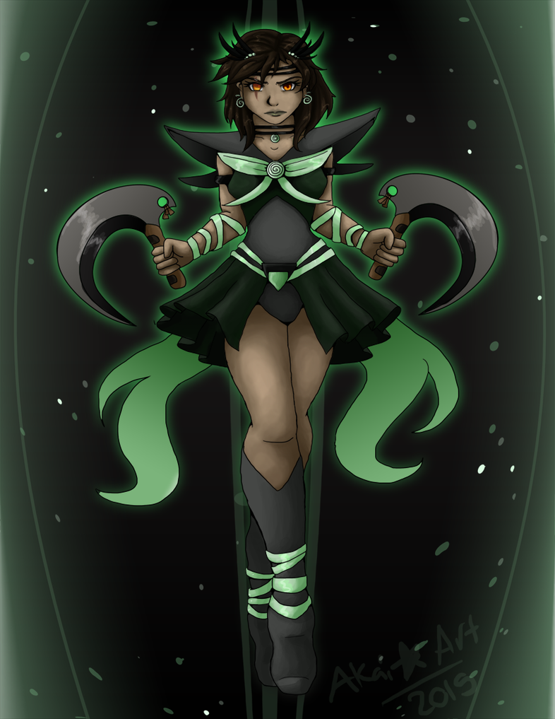 Commission: Sailor Vortex by dreamerswork