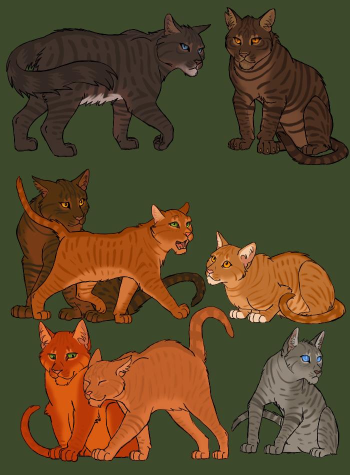 http://fc05.deviantart.net/fs70/f/2011/099/d/6/warriors_cats_fan_dump_by_alex_harrier-d3dmxc9.jpg