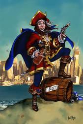 Captain Liza
