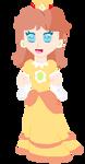 ..:Princess Daisy:.. by PriincessTara