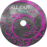 all caps cover contest cd by maryhappyface