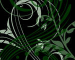 Floral Wallpaper by Jane2Audron