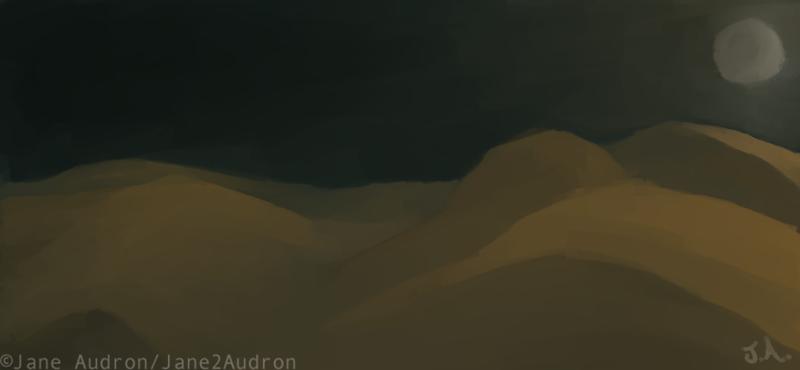 Experimental Sand Dunes by Jane2Audron
