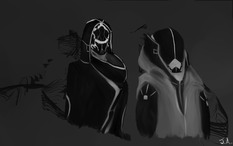 Tron Assassins by Jane2Audron