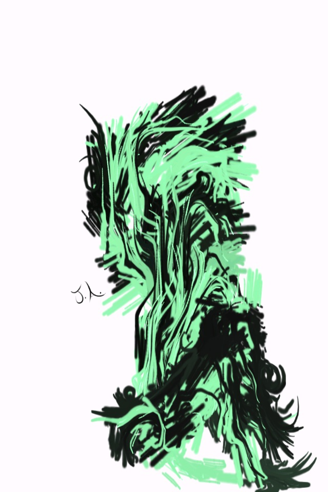 Green Man by Jane2Audron