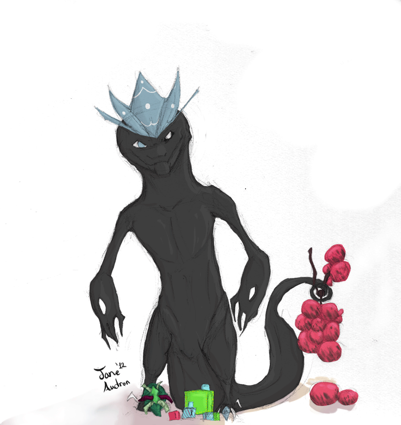 Vispin: The Fruit Hoarder by Jane2Audron