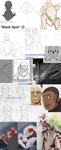Art Dump 3 by Jane2Audron