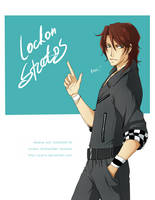 Lockon for Shihouka by yuki-k