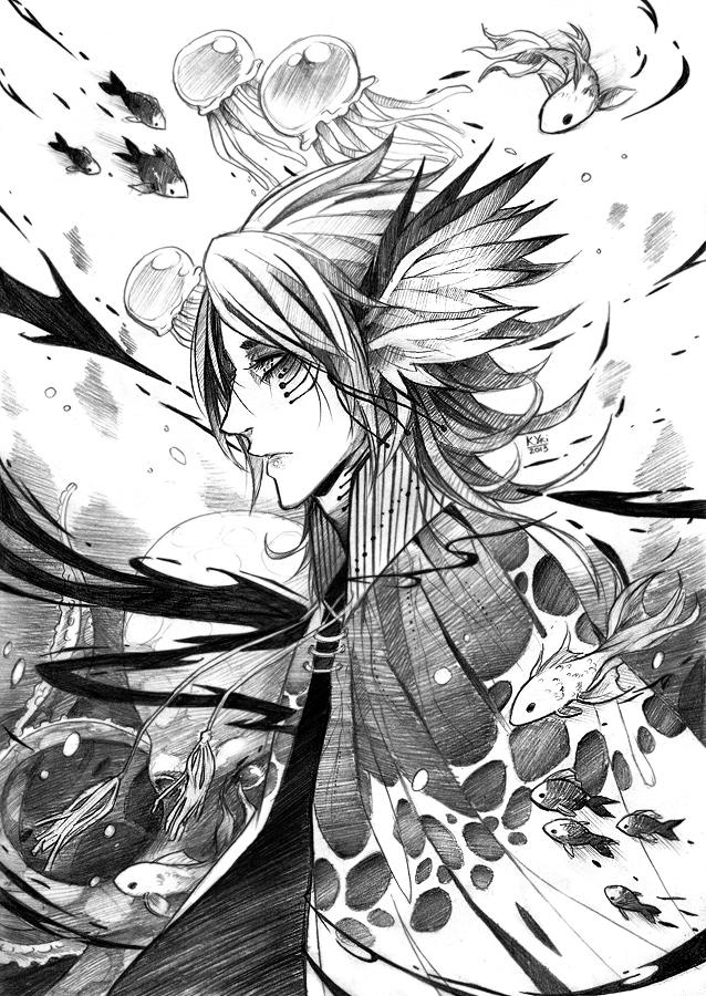 The King Of Depth by yuki-k