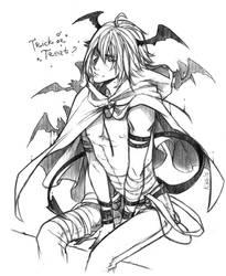 Trick or Treat by yuki-k