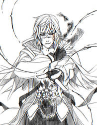 Blade and Soul: Lee by yuki-k