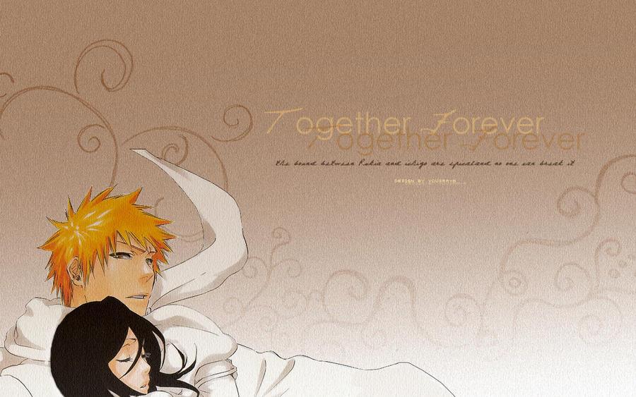 Ichigo and Rukia by Yousra-A on DeviantArt