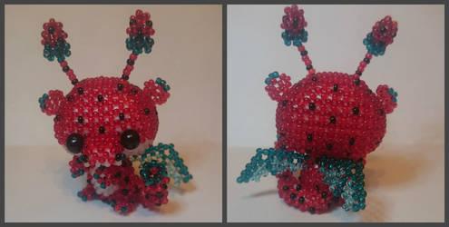 Strawberry Dragon by Baran9606