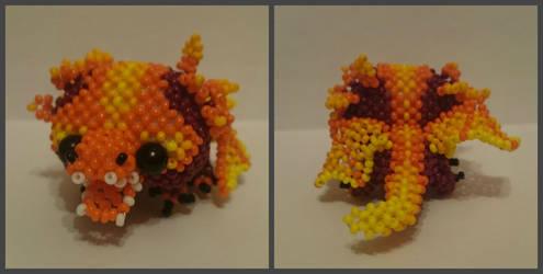Fire Dragon by Baran9606