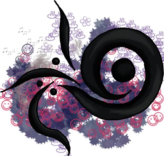 Black Spiral by Ventel