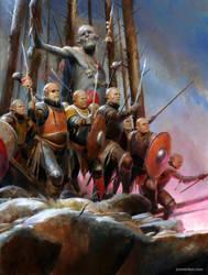 Goblin Clan by joewardart