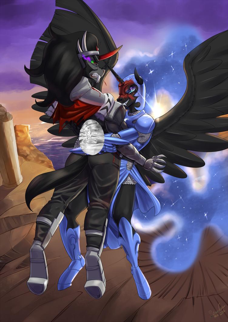 Clash of Gods version 2 by Siberwar