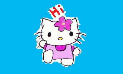 1. Introduction- Hello, Kitty by diamondgirl600