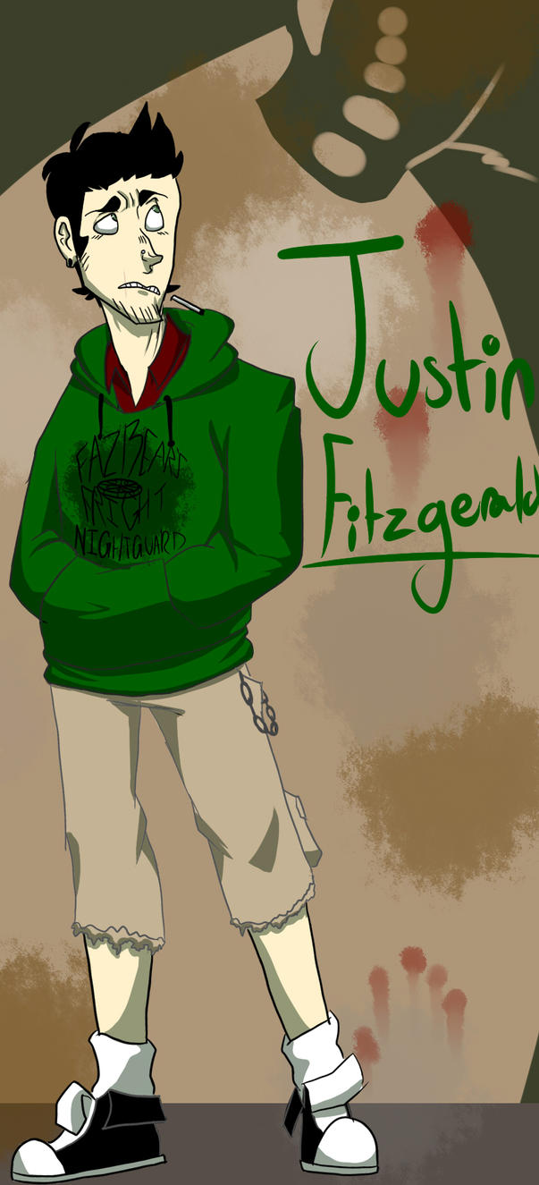 Justin by Shoe-Demon