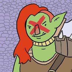 Leo/Ogress/Goblin Queen