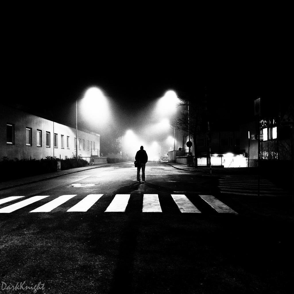 Lost in the fog by eDarKknight