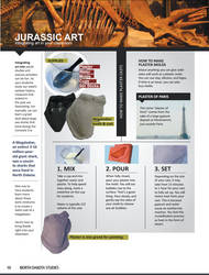 How to make plaster casts: Tutorial