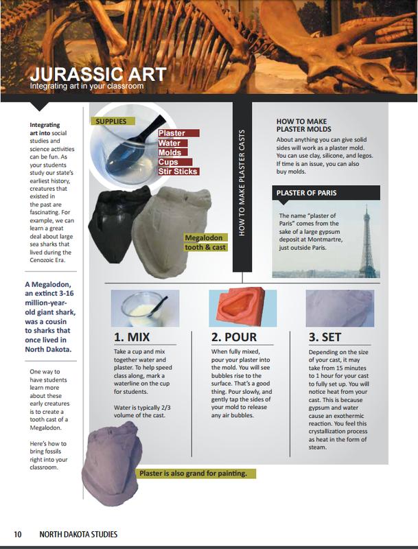 How to make plaster casts: Tutorial by sketcherjak