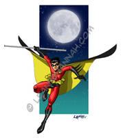 Robin by stratosmacca