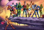 Masters of the Universe Gang