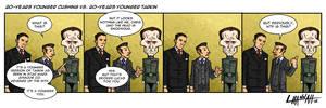 Cushing vs. Tarkin
