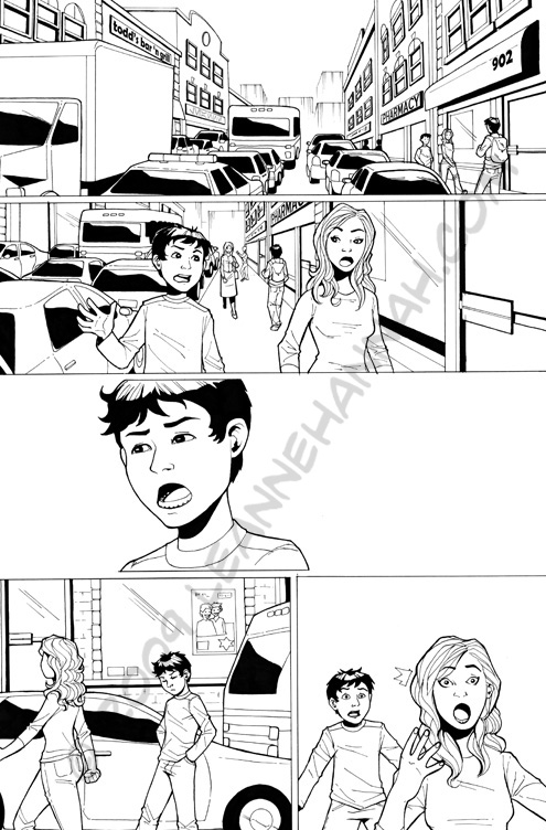 After-School Agent CS, page 1 by stratosmacca