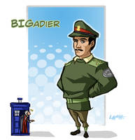 Bigadier by stratosmacca