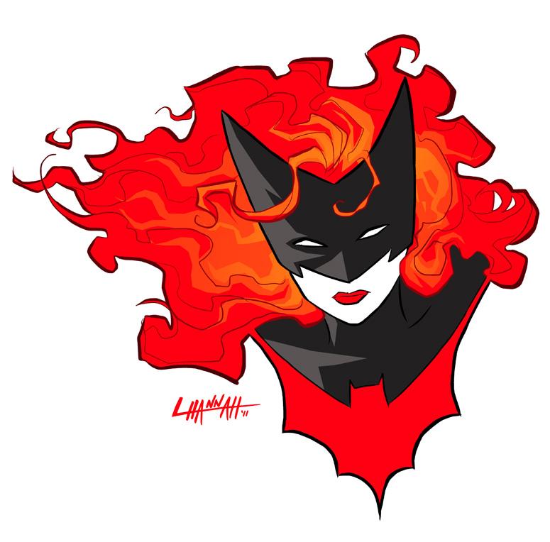Batwoman by stratosmacca
